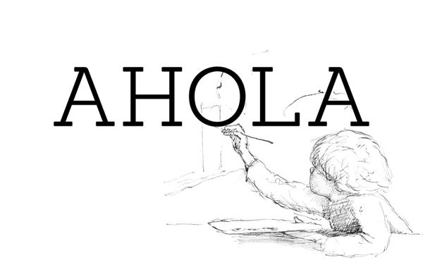 Aholan logo